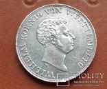 Талер 1833  Королівство Вюртемберг, фото №2