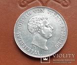 Талер 1833  Королівство Вюртемберг, фото №4