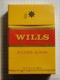 Сигареты WILLS