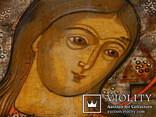 Ахтирская присвятая Богородица вис31см на 24.5 товщ 2см, фото №7