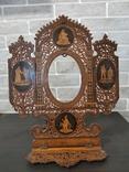 Настольное зеркало, фото №6