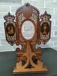 Настольное зеркало, фото №8