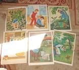 Детские картинки  40х30 см 40 шт, фото №8
