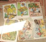 Детские картинки  40х30 см 40 шт, фото №9