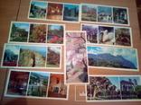 Алупкинский дворец музей , набор 17 откр., изд. РУ 1983г, фото №8
