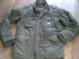 Куртка походная теплая разм.М, фото №4