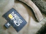 Куртка походная теплая разм.М, фото №9