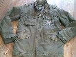 Куртка походная теплая разм.М, фото №10