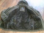 Куртка походная теплая разм.М, фото №11