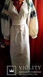 Старинная вышиванка тамбур ( Сумщина), фото №4