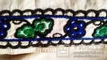 Старинная вышиванка тамбур ( Сумщина), фото №6