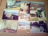 Ливадийский дворец, набор 18 откр., изд. РУ 1990г, фото №6