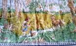 Декоративное настенное матерчатое полотно Красная шапочка, фото №3