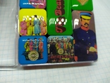 Комплект дизайнерских магнитов The Beatles, фото №10