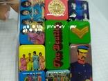 Комплект дизайнерских магнитов The Beatles, фото №11