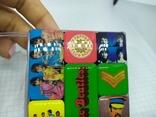 Комплект дизайнерских магнитов The Beatles, фото №12