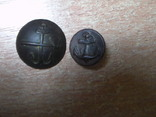 Две пуговицы Р.А., фото №3