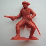 Пираты и индейцы 4 шт., фото №6