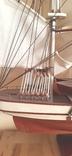 Корабль cutty sark 1869. Дарственная генерал-майору., фото №7