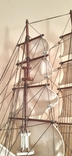 Корабль cutty sark 1869. Дарственная генерал-майору., фото №8