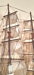 Корабль cutty sark 1869. Дарственная генерал-майору., фото №9