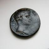 Октавиан Август, асс, Антиохия, АЕ (27 мм, 17,09 г), фото №6