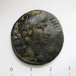 Октавиан Август, асс, Антиохия, АЕ (27 мм, 17,09 г), фото №8