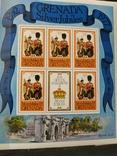 Британские колонии полная серия с надпечаткой MNH, фото №5