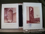 477 Блокнот Федоскино, церковь, ручная роспись, папье маше. Виды Москвы, фото №6