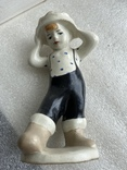 Статуэтка СССР Мальчик-грибочек, фото №3