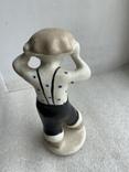 Статуэтка СССР Мальчик-грибочек, фото №7