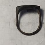 Древнегреческий перстень3-4век до.н.еры серебро копия, фото №3