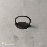 Древнегреческий перстень3-4век до.н.еры серебро копия, фото №4