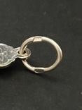 Крестик нательный серебряный, фото №5