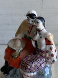 Статуэтка Влюблённая пара СССР, фото №4
