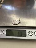 Иконка нательная серебряная, фото №6