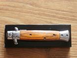 Складной нож Browning A828 Classic Stilatto 22.5см, фото №11