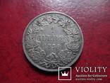 1 гульден  1839  Бавария  серебро    (А.1.27)~, фото №3