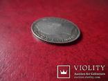 1 гульден  1839  Бавария  серебро    (А.1.27)~, фото №6