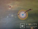 Картина, беспредметная живопись, холст, масло, 84х102, фото №8