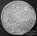1 талер 1601 год , Три брата. Германия, Саксония, фото №8