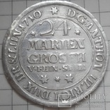 24 мариенгроша 1710 Брауншвейг-Люнебург Германия, фото №4