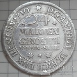 24 мариенгроша 1710 Брауншвейг-Люнебург Германия, фото №5