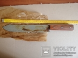 Нож СССР из поварской тройки, фото №2