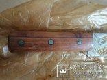 Нож СССР из поварской тройки, фото №7