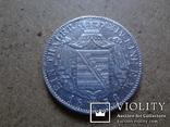 1 талер 1853  Саксония  серебро    (9.8.11)~, фото №3