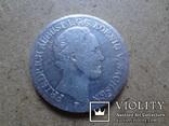 1 талер 1853  Саксония  серебро    (9.8.11)~, фото №2