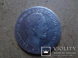 1 талер 1853  Саксония  серебро    (9.8.11)~, фото №6