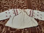 Сорочка жіноча куцик 4, фото №4