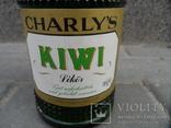 Ликер KIWI с мякотью CHARLYS 0.7 L Австрия, фото №5